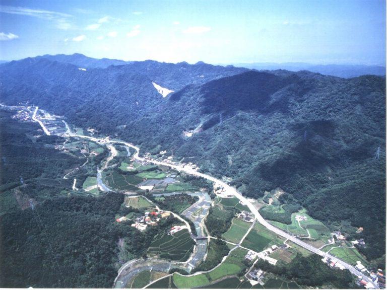 明德水庫集水區整體經營與永續發展之規劃