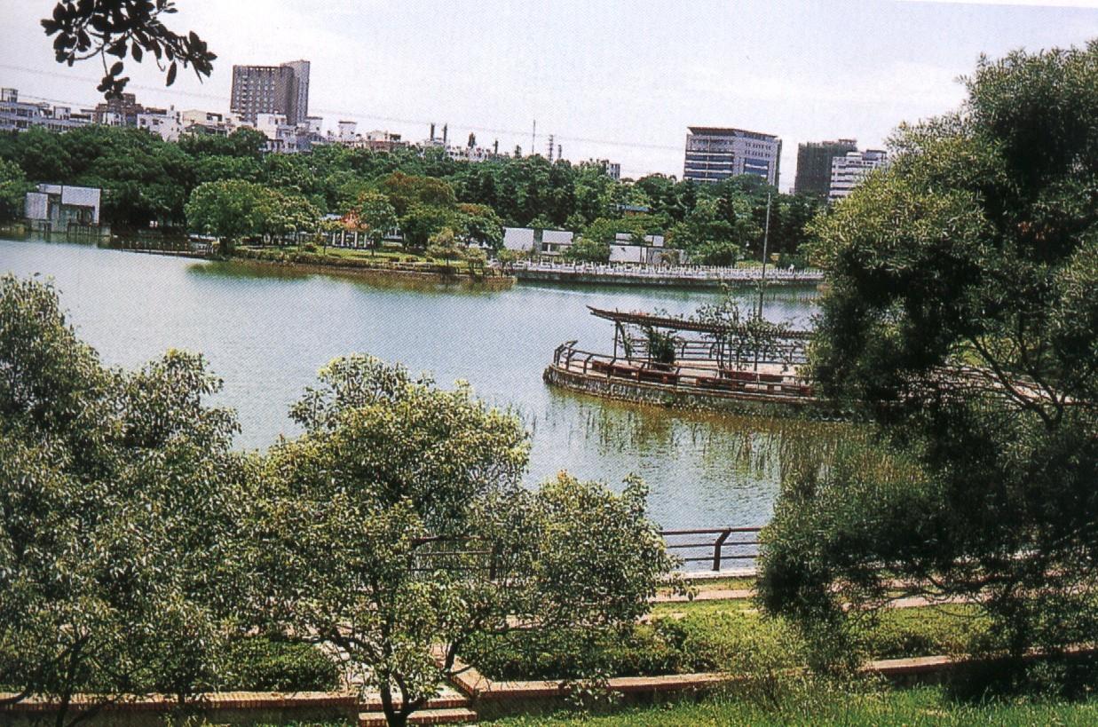 近自然式水污染生態化整治